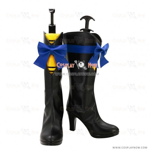 Love Live ! KiRa-KiRa Sensation Cosplay Shoes Sonoda Umi Boots
