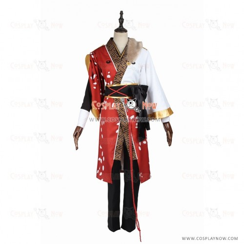 Ensemble Stars Cosplay Kuro Kiryu Costume