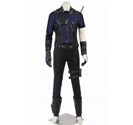 Hawkeye Clint Barton Costume For Captain America Civil War Cosplay