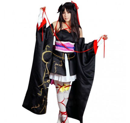 Unbreakable Machine Doll Yaya Cosplay Costume Kimono