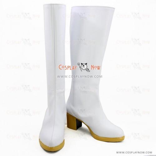 The Idolmaster Cosplay Shoes Shibuya Rin Boots