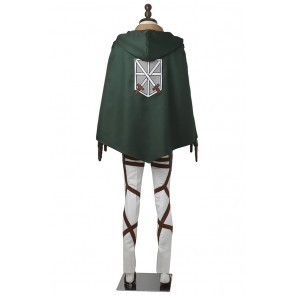Attack On Titan Cosplay Training Legion Costume