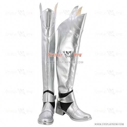 Fate Stay Night Cosplay Shoes Saber Boots