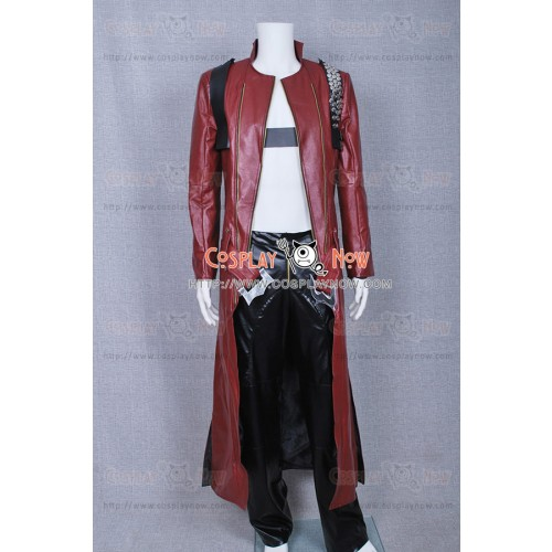 Devil May Cry 3 Cosplay Dante Costume