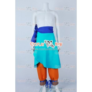 One Piece Eneru Cosplay Costume