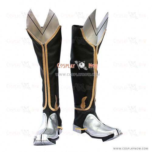 BlazBlue Cosplay Shoes Bang Shishigami Boots