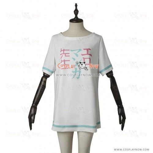 Eromanga Sensei Cosplay Izumi Sagiri Costume Pajamas