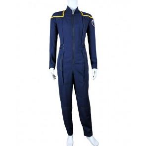 Star Trek Cosplay James T Kirk Enterprise Jonathan Archer Costume