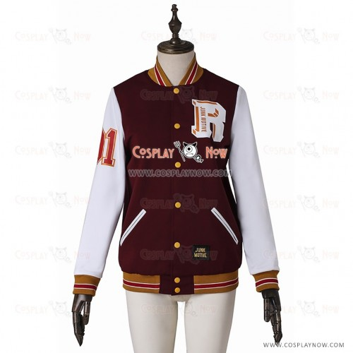 The Coat of Raito Suzuki costume for Ressha Sentai ToQger cosplay