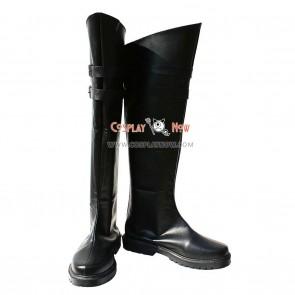 Final Fantasy Cosplay Shoes Genesis Rhapsodos Boots