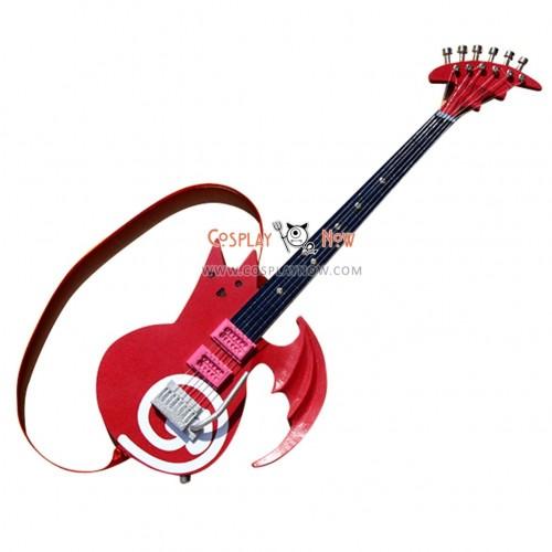 Chu×Chu chu chu Guitar PVC Replica Cospaly Props