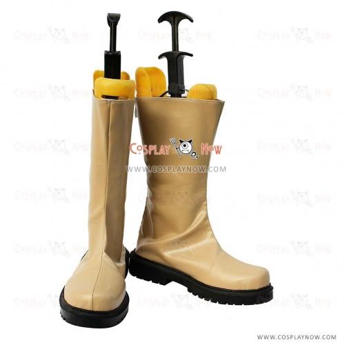 Nurarihyon no Mago Cosplay Shoes Itaku Boots