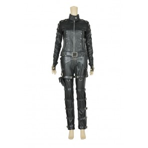 Green Arrow Season 3 Cosplay Laurel Lance Costume