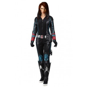 Avengers Age Of Ultron Cosplay Black Widow Costume