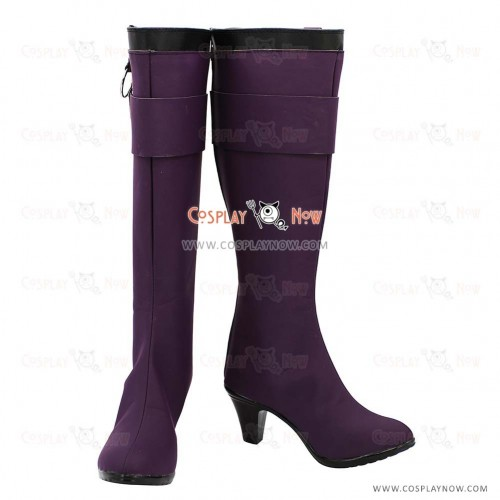 Dangan Ronpa Cosplay Shoes Kirigiri Kiyouko Boots
