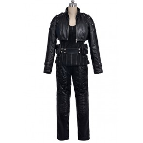 Black Canary Sara Lance Costume For Green Arrow Season 4 Cosplay