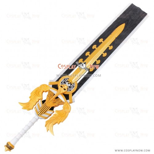 Final Fantasy XV FF15 Gladiolus Amicitia Big Sword PVC Cosplay Props