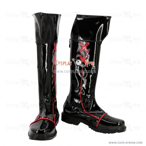 Tsubasa: Reservoir Chronicle Cosplay Shoes Kurogane Boots