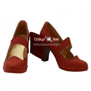 Kantai Collection Cosplay Amatsukaze Shoes