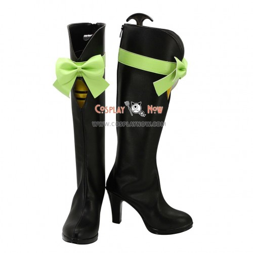 LoveLive! Season 2 Cosplay Shoes KiRa-KiRa-Sensation! Rin Hoshizora Boots