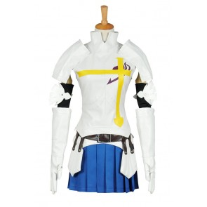 Fairy Tail Cosplay Erza Scarlet Beautiful Costume