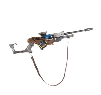 OW Ana Cosplay Weapon Biotic Rifle Overwatch Cosplay Props