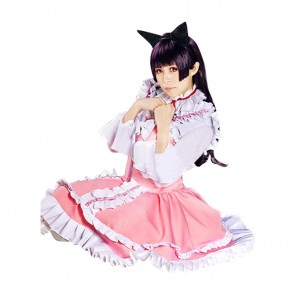 Oreimo My Little Sister Can't Be This Cute Cosplay Ruri Gokou Kuroneko Costume