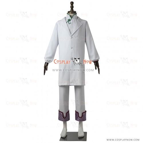 Hoozuki no Reitetsu Cosplay Hakutaku Costume