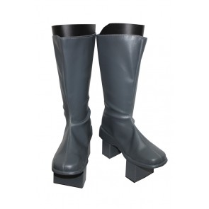 Vocaloid Cosplay Shoes Kaito Boots