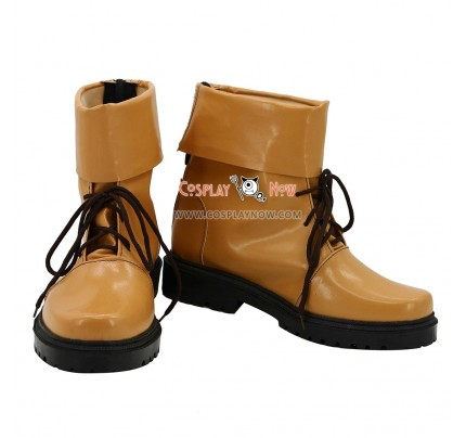 Hellsing Cosplay Schrodinger Shoes
