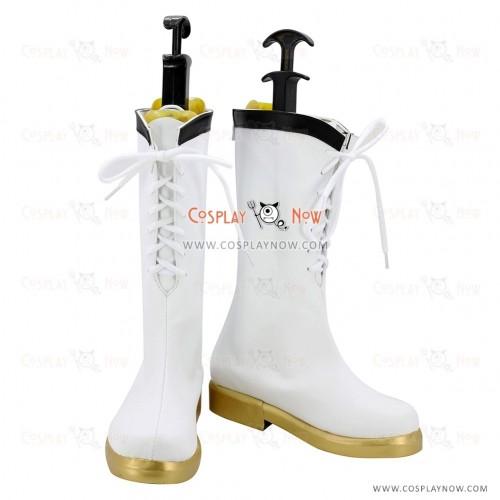 Tsukiuta Cosplay Shoes Yoru Nagatsuki Boots