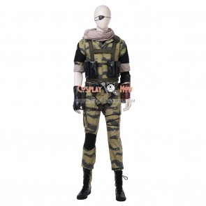 Metal Gear Rising: Revengeance Cosplay Snake Costumes