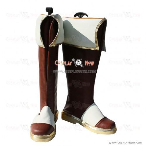 Ragnarok Online Cosplay Shoes Summoner Boots