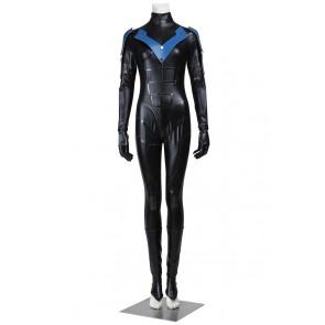 Batman Arkham City Cosplay Nightwing Costume Female Version