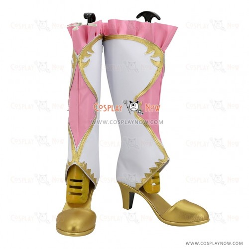 Love Live Cosplay Shoes Umi Sonoda  Boots