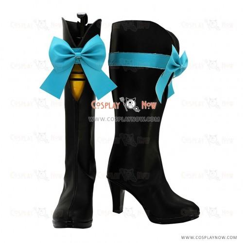 Love Live2 Cosplay Shoes KiRa KiRa Sensation! Minami Kotori Boots