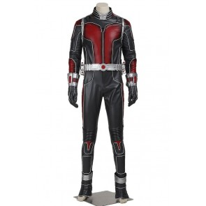 Scott Lang Superhero Costume For Ant Man The Avengers Cosplay
