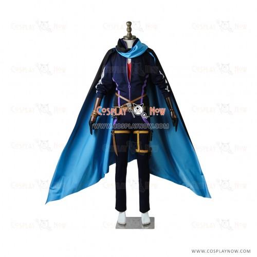Touken Ranbu Cosplay Koryuu Kagemitsu Costume