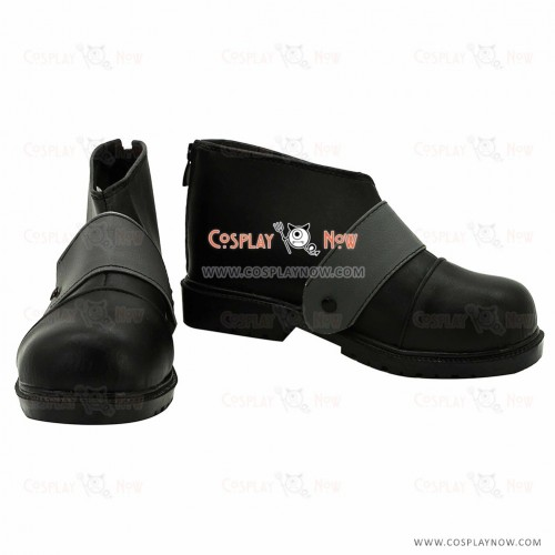 Devils and Realist William Twinging Artificial Leather Cosplay Shoes