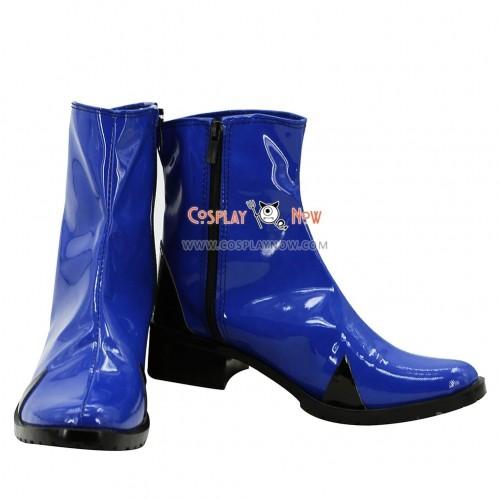 EVA Neon Genesis Evangelion Cosplay Shoes Shinji Ikari Boots