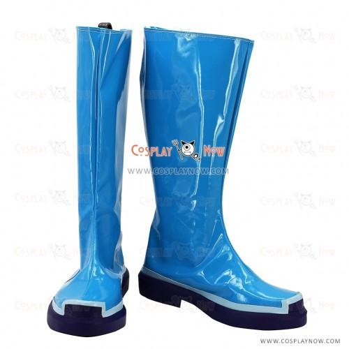 Mega Man Cosplay Shoes Steve Boots