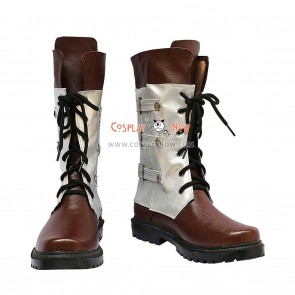 Final Fantasy Cosplay Shoes Snow villiers Boots