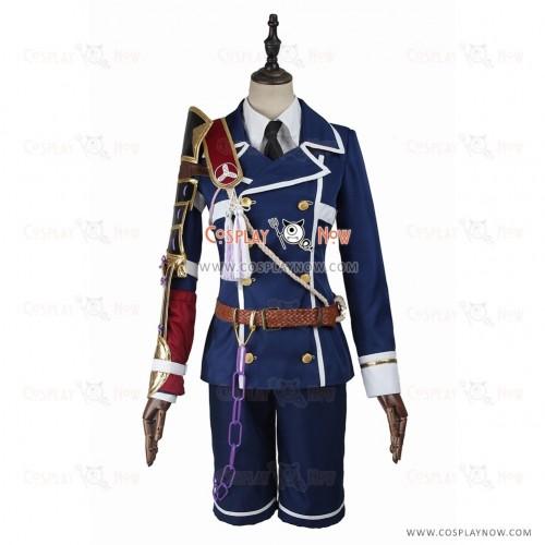 Touken Ranbu Cosplay Gotou Toushirou Costume