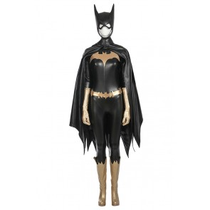 Batgirl Barbara Gordon Costume For Batman The Animed Serie Cosplay Uniform