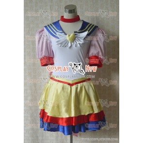 Sailor Moon Cosplay Venus Costume