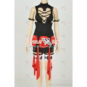 Black Butler Kuroshitsuji: Book Of Circus Beast Cosplay Costume