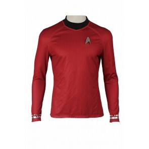 Star Trek Into Darkness Cosplay Spock Costume