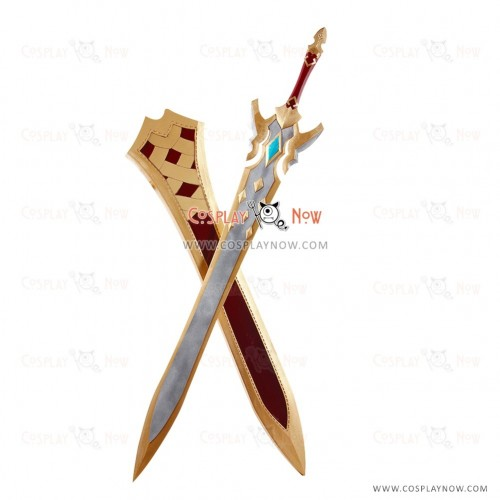 Fólkvangr Heroes Alfonse Cosplay Sword Fire Emblem Cosplay Weapons