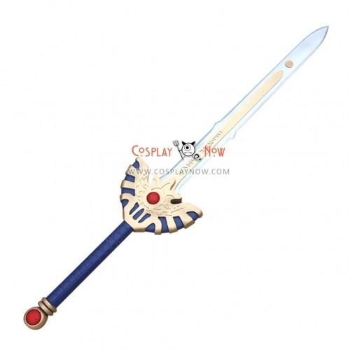 DQ Doragon Kuesuto Dragon Quest Lott' Sword PVC Cosplay Props