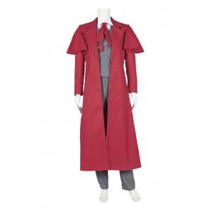 Hellsing Cosplay Alucard Costume